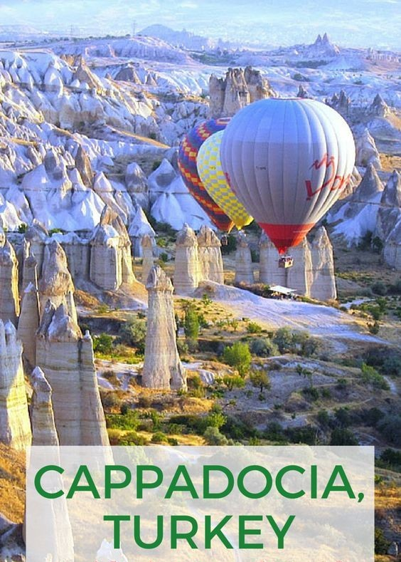 4 Days 3 Night Cappadocia , Pamukkale , Istanbul Tour